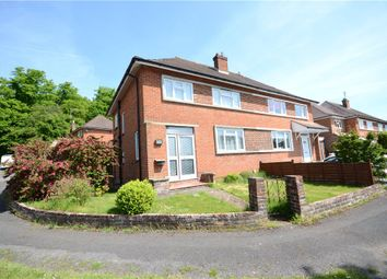 Thumbnail 3 bed semi-detached house for sale in Fernhill Close, Blackwater, Hawley