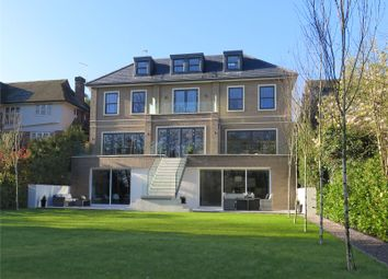 Thumbnail 6 bed detached house to rent in Wayneflete Tower Avenue, Esher, Surrey