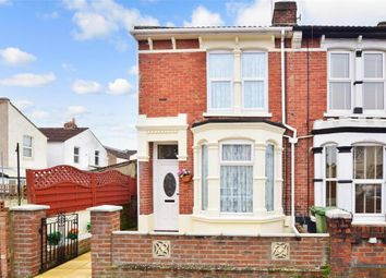 Thumbnail 3 bed end terrace house for sale in Wykeham Road, Portsmouth, Hampshire