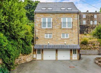 Thumbnail 3 bedroom semi-detached house for sale in Longwood Gate, Longwood, Huddersfield