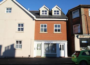 Thumbnail 1 bedroom flat to rent in Military Road, Colchester