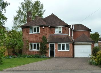 Thumbnail 5 bed detached house for sale in St. Marys Road, Lutterworth