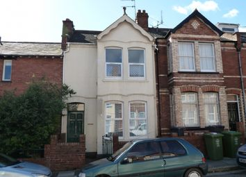 Thumbnail 5 bed terraced house to rent in Monks Road, Exeter