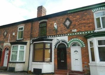 Thumbnail 4 bed terraced house to rent in Holmfirth Street, Manchester