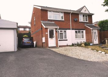 Thumbnail 2 bed semi-detached house for sale in Brookfield Avenue, Barry