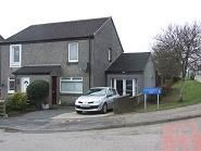 Thumbnail 2 bed semi-detached house to rent in Langdykes Way, Cove Bay, Aberdeen