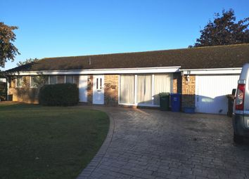 Thumbnail 4 bed detached bungalow to rent in Byron Way, Bicester