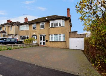 Thumbnail 4 bed semi-detached house for sale in Dentwood Grove, Bristol