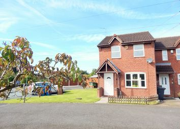 Thumbnail 3 bed end terrace house to rent in Coulson Close, Burntwood