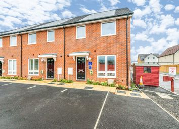 Thumbnail 3 bed end terrace house for sale in Mogridge Drive, Littlemore, Oxford