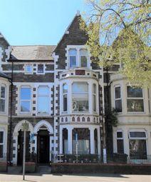 Thumbnail Terraced house for sale in Neville Street, Riverside, Cardiff