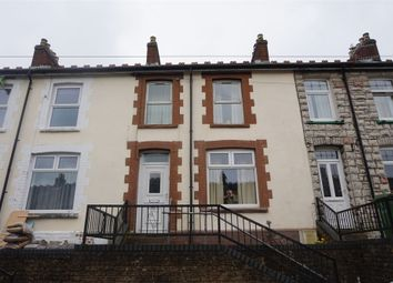 Thumbnail 3 bed terraced house for sale in Milton Terrace, Brithdir, New Tredegar, Caerphilly