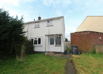 Thumbnail 2 bed end terrace house for sale in Davis Avenue, Chelston, Torquay