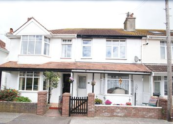Thumbnail 3 bed terraced house for sale in Seaway Gardens, Paignton