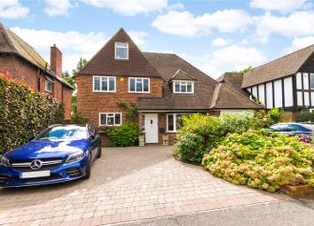 Broadwood Avenue, Ruislip, Middlesex HA4. 6 bed detached house