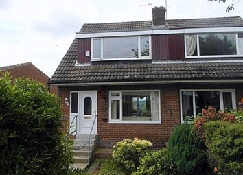Thumbnail 3 bed semi-detached house to rent in Ridgeway, Shipley