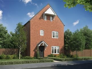 Thumbnail 4 bed detached house for sale in The Stourton, Collingwood Manor, Loansdean, Morpeth