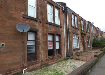 Thumbnail 1 bed flat for sale in Old Mill Road, Kilmarnock