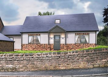 Thumbnail 2 bed bungalow for sale in New Bungalow At West End, Barlborough