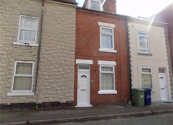 Thumbnail 3 bed terraced house to rent in 19 Dennis Street, Worksop, Nottinghamshire