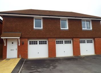 Thumbnail 2 bedroom flat to rent in Foster Way, Romsey