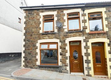 Thumbnail 3 bed end terrace house for sale in Court Street, Tonypandy