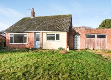 Thumbnail 3 bed detached bungalow for sale in Ollands Road, Reepham, Norwich