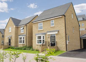 "Thumbnail 4 bedroom detached house for sale in ""Irving"" at Commercial Road, Skelmanthorpe, Huddersfield"