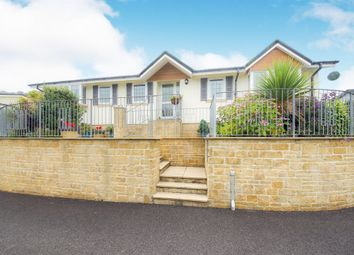 Thumbnail 2 bed mobile/park home for sale in Upton Glen, Ringstead, Dorchester