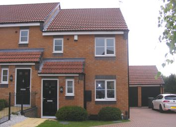 Thumbnail 3 bed semi-detached house to rent in Wessex Drive, Giltbrook