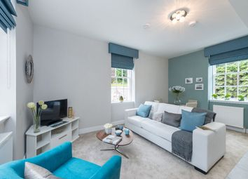 Thumbnail 2 bed flat for sale in Plot 28, Taymount House, Taymount Terrace, Perth