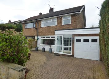 Thumbnail 3 bed property for sale in Garth Avenue, Kirkby-In-Ashfield, Nottingham