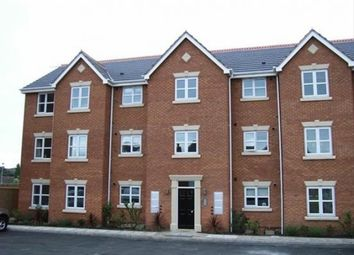 Thumbnail 2 bed flat to rent in Goldby Drive, Wednesbury