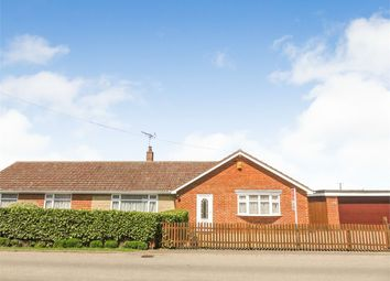 Thumbnail 4 bed detached bungalow for sale in Jekils Bank, Holbeach St Johns, Holbeach, Spalding, Lincolnshire