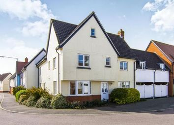 Thumbnail 4 bed terraced house for sale in Springfield, Chelmsford, Essex