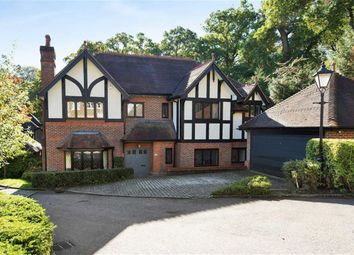 Thumbnail 7 bed detached house for sale in Pagitts Grove, Hadley Wood, Herts