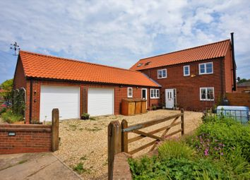 Thumbnail 4 bed detached house for sale in Bransby, Lincoln