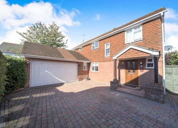 Thumbnail 4 bed detached house to rent in Yoreham Close, Lower Earley, Reading