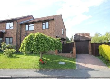 Thumbnail 3 bedroom semi-detached house for sale in Fields End Close, Haywards Heath, West Sussex
