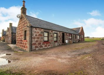Thumbnail 4 bed end terrace house for sale in Fordoun, Laurencekirk
