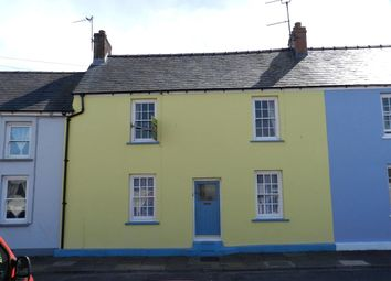 Thumbnail 2 bed terraced house for sale in Dew Street, Haverfordwest, Pembrokeshire