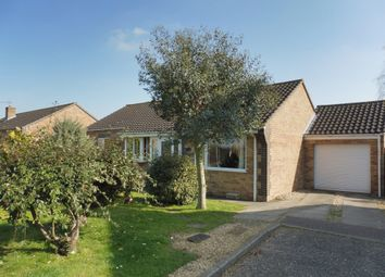 Thumbnail 3 bed bungalow for sale in Priory Road, Fressingfield, Eye