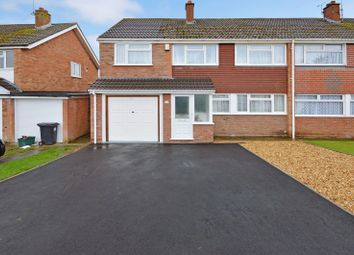 Thumbnail 4 bed semi-detached house for sale in Headley Lane, Headley Park, Bristol
