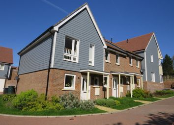 Thumbnail 2 bed end terrace house for sale in Funnell Drive, Haywards Heath