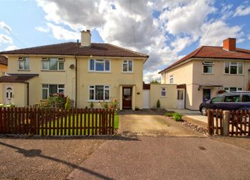 Thumbnail 3 bed semi-detached house for sale in St. Thomas's Square, Cambridge