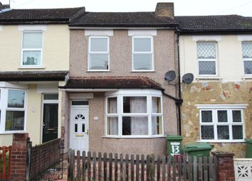 Thumbnail 3 bed terraced house for sale in Coleman Road, Belvedere