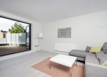 Thumbnail 1 bed flat to rent in Battersea Rise, London