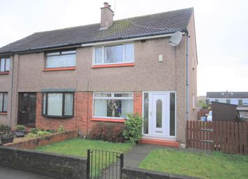 Thumbnail 2 bed semi-detached house for sale in Linnhe Place, Blantyre, Glasgow