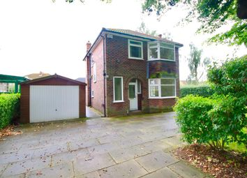 Thumbnail 3 bed detached house to rent in Ellenbrook Road, Worsley