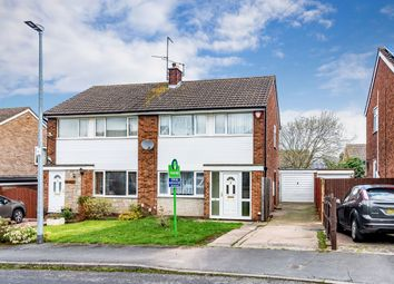 Thumbnail 3 bedroom semi-detached house for sale in Elm Way, Trench, Telford